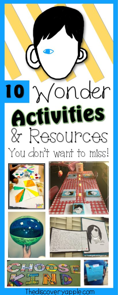 10 Activities and Resources to Go With the Book